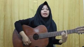 Stand Here Alone Korban Lelaki Cover by ferachocolatos