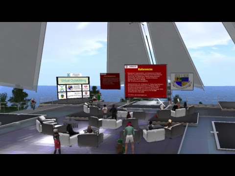 VWBPE 2018 Lecture: Chemistry Experiments in Virtual Worlds