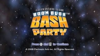 Boom Blox Bash Party Wii Gameplay Part 1