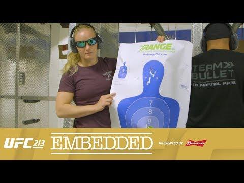 UFC 213 Embedded: Vlog Series - Episode 1