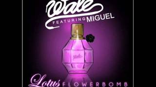 Wale Ft. Miguel - Lotus Flower Bomb Instrumental [Download Link]
