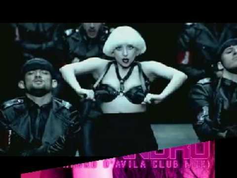 Lady Gaga   Alejandro   Dj Leandro d´Avila Club M!x