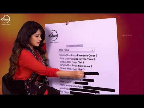 Miss Pooja | The Most Search Speed Questions | Speed Records