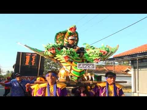 UNYU - UNYU - VOC. KADIS - PUTRA SURTI MUDA – 27 AGUSTUS 2017 – DS. KRASAK ( ARYA PRODUCTION )