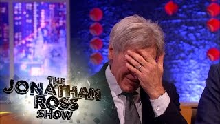 Harrison Ford's Millennium Falcon Accident - The Jonathan Ross Show