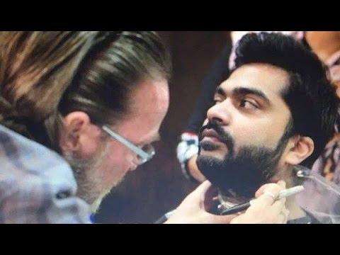 Simbus New Movie Getup Leaked On Net Hot Tamil Cinema News