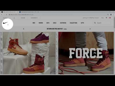 How To Use Nike Canada Promo Code