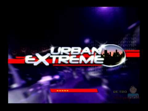 Urban Extreme PS2 Multiplayer Gameplay (Metro 3D / Data Design) Playstation 2