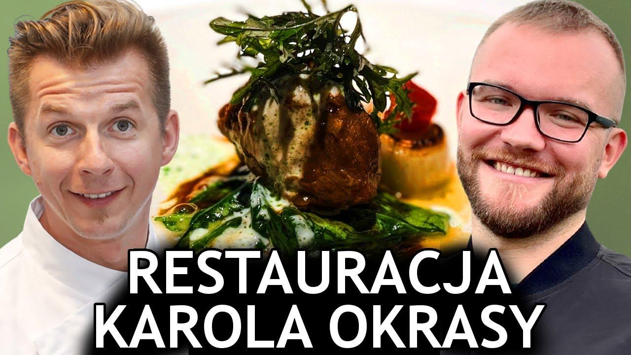 RESTAURACJA KAROLA OKRASY - recenzja! Platter by Karol Okrasa (Warszawa 2021)   GASTRO VLOG #421