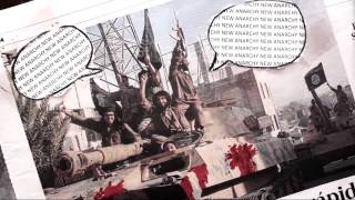 WARCHEST - New Anarchy (OFFICIAL LYRIC VIDEO)