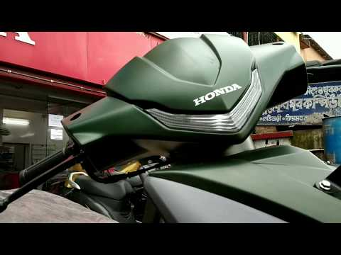 HONDA DIO DELUXE 2018||DETAILED WALK AROUND||PRICE||SPECS||