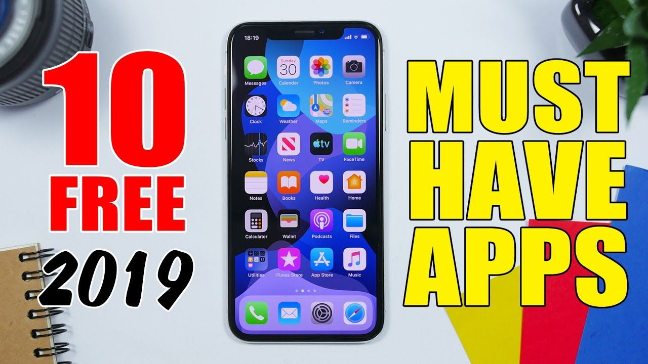 must have free apps for iphone