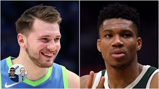 Giannis should go join Luka Doncic on the Mavericks - Bill Simmons | Jalen & Jacoby