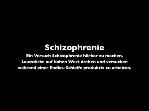 schizophrenie---ein-experiment