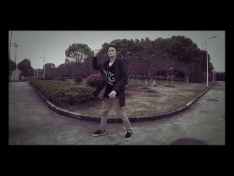 Mikhail Makarov (Misha) Popping Freestyle In Shanghai