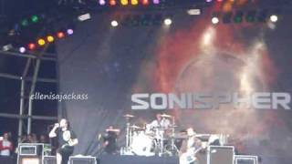 The Used - Pretty handsome awkward live at Sonisphere festival 2009