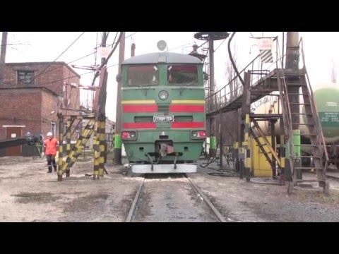 Правила отцепки подвижного состава от локомотива