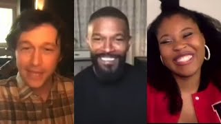 Why Project Power Star Jamie Foxx Gave Dominique Fishback $100 During Her Audition