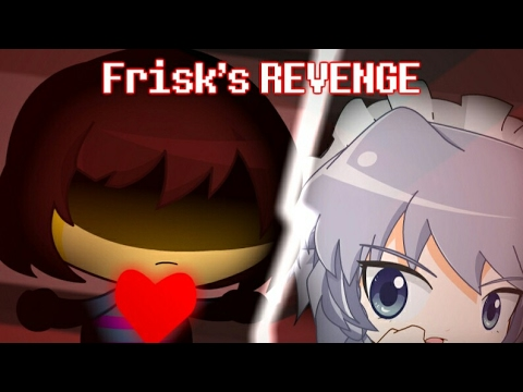 [Trailer] Frisk's Revenge - Frisk Vs Sakuya Izayoi (Undertale Vs Touhou) Animation [APRIL FOOLS]