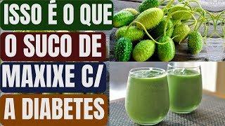 Suco de Maxixe Emagrece e Ajuda a Controlar o Diabetes