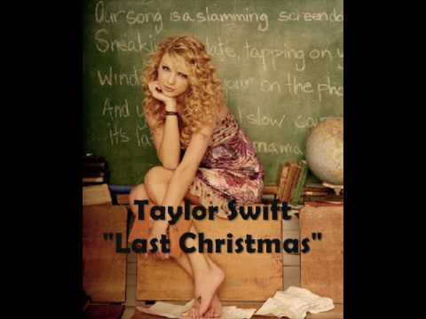 Taylor Swift - Last Christmas (Country Version)