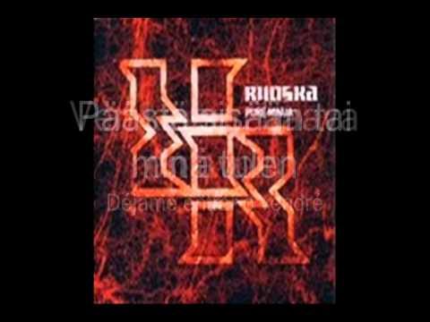 Ruoska - Pure Minua (Letras Finés - Español)