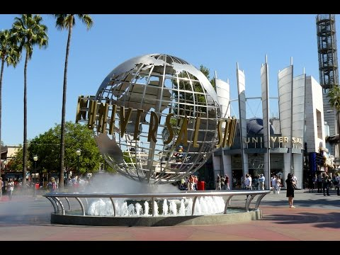 Universal Studios Hollywood Vlog September 2015
