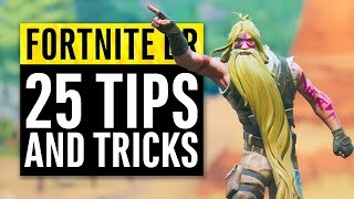 Fortnite | 25 Tips and Tricks from Twitch Pros