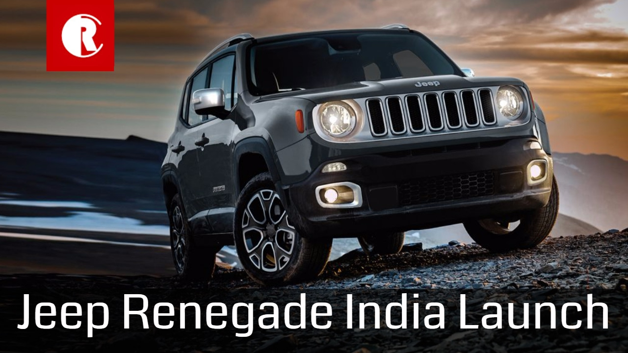 2018 jeep india. modren 2018 jeep renegade to be launched in india 2018 and jeep india e