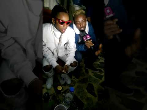 Erigga and yung 6ix clears the air