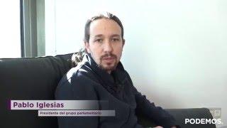 Portavoces de Podemos mandan un mensaje de apoyo a Rita Maestre #YoApoyoARitaMaestre