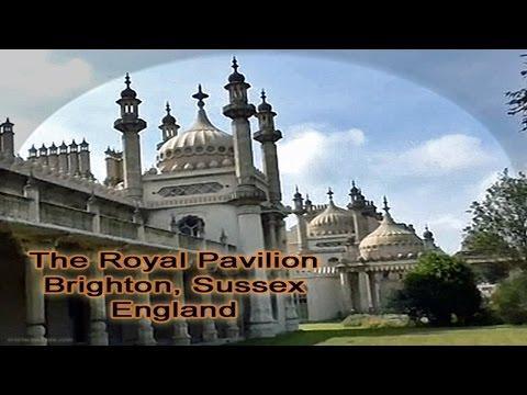 England Tourist Royal Pavilion Brighton Sussex