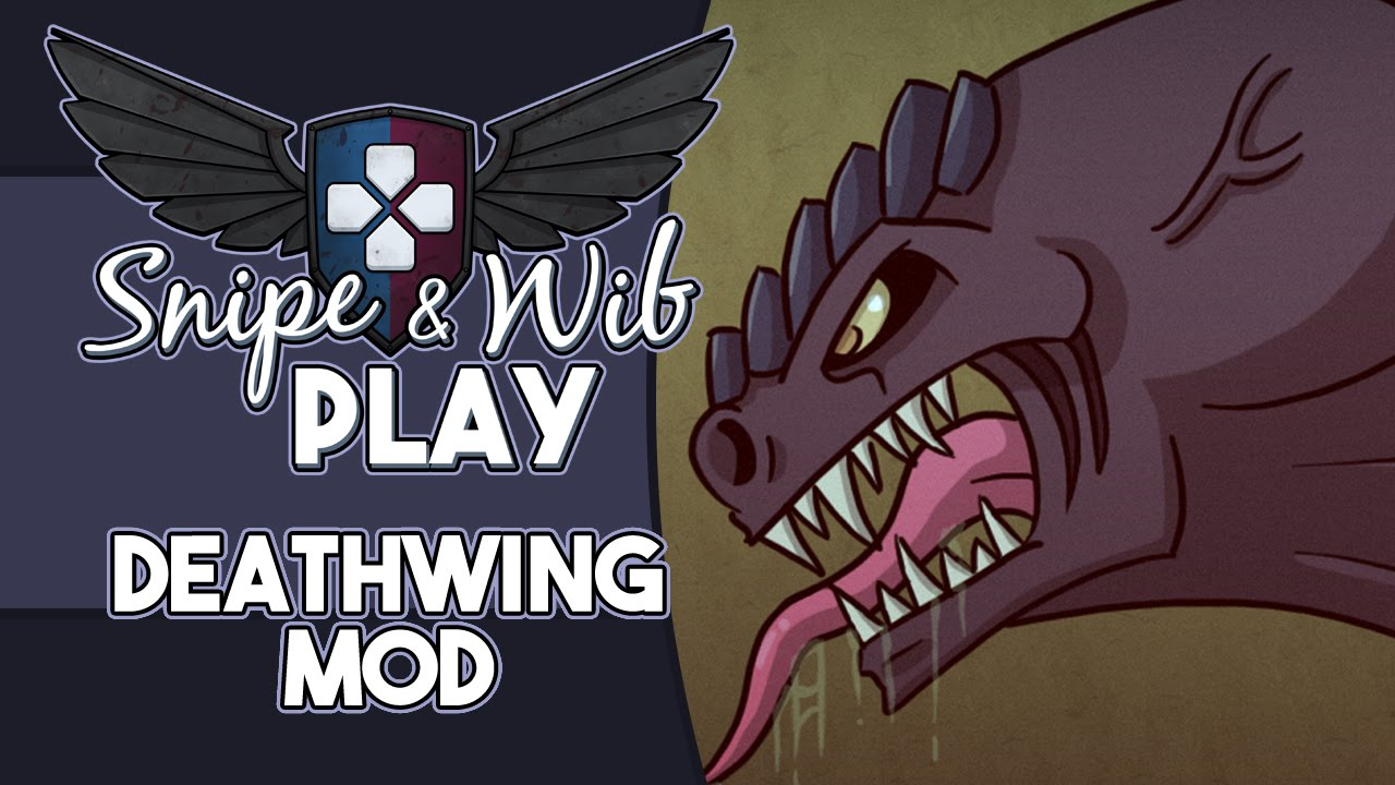Snipe and Wib Play: Deathwing Mod (L4D2)