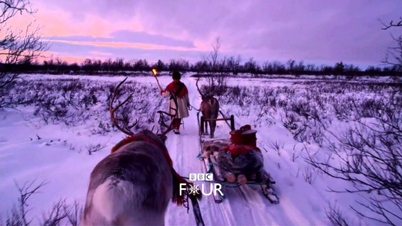 All Aboard! The Sleigh Ride: Trailer - BBC Four