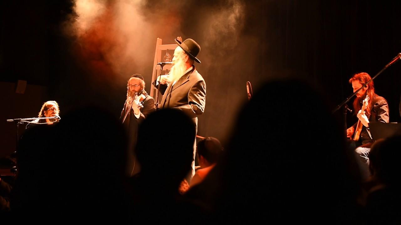 שולי רנד האמין לי בהופעה זאפה ירושלים