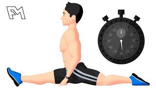 Split Frontal en 5 Minutos - Estiramientos