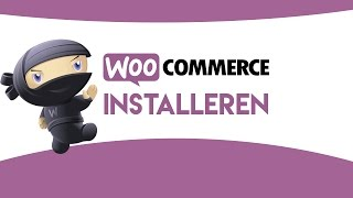WooCommerce installeren op je WordPress website