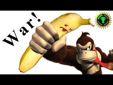 Game Theory: Donkey Kong Country and America's Secret Banana War