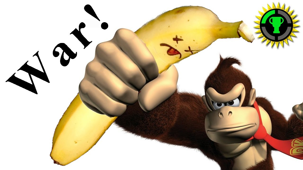 It is a graphic of Exceptional Donkey Kong Picture