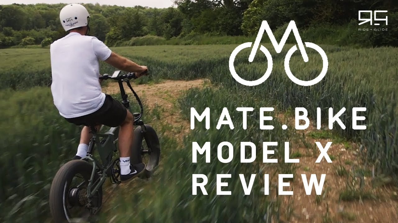 Download MATE X 750W Electric Bike Review - This bike has some go!