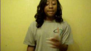 Tynisha Keli- You And Me Against The World (Cover) - Maiya B.