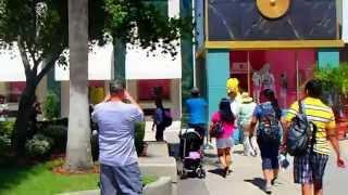 № 2428 США Веселуха в Голливуде Universal Studio Orlando Fl