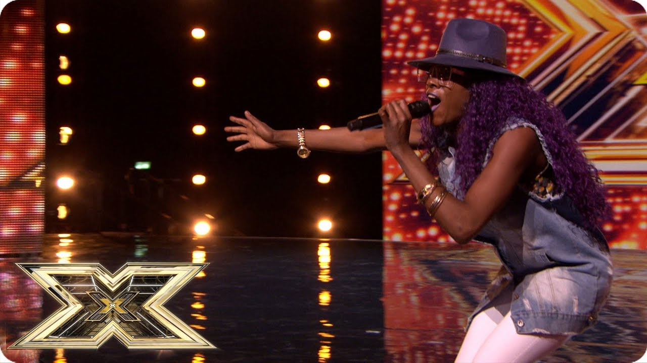 Claire Angel blows the Judges' minds! | Auditions Week 4 | The X Factor UK  2018