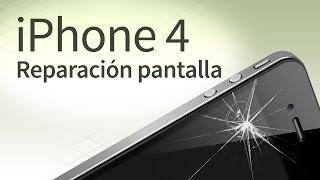 iPhone 4 cambiar pantalla: Tutorial español y FAQ