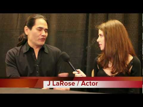 J LaRose horror convention