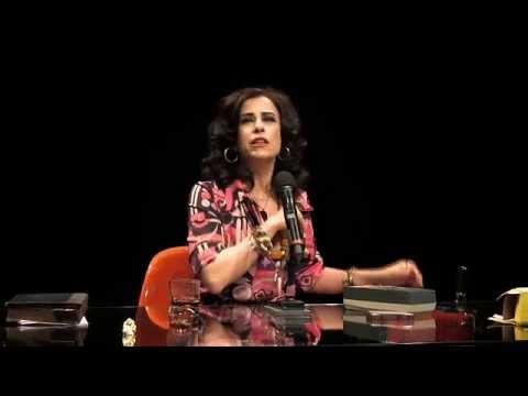 Fernanda Torres em 'A Casa dos Budas Ditosos' no Oi Casa Grande