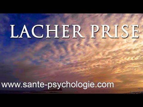 Comment lâcher prise   Séance hypnose
