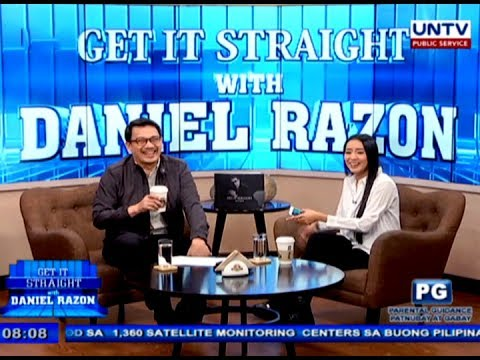 PCOO ASec. Mocha Uson on Get it Straight