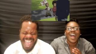 Boondocks riley Funny moments (COUPLES REACTIONS)