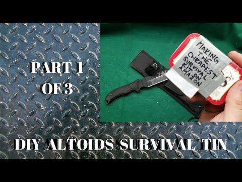 Building The Cheapest Survival Kit On AMAZON